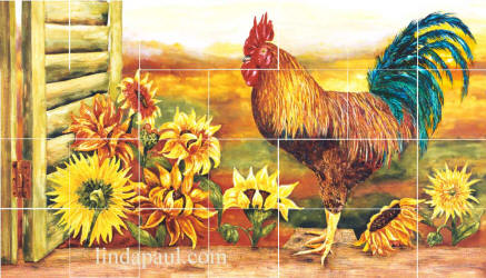 rooster-and-sunflowers-ceramic-tile-mural-42x24-250
